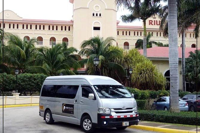 Shared Shuttle from Tamarindo to Monteverde | AM