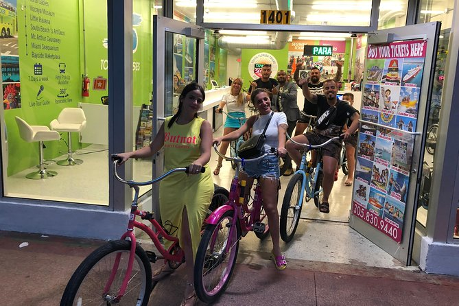 4 Tours Combo with a FREE South Beach Bike Rental for a Day photo 7