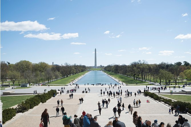 Day Tour: Private Luxury Tour of Washington DC