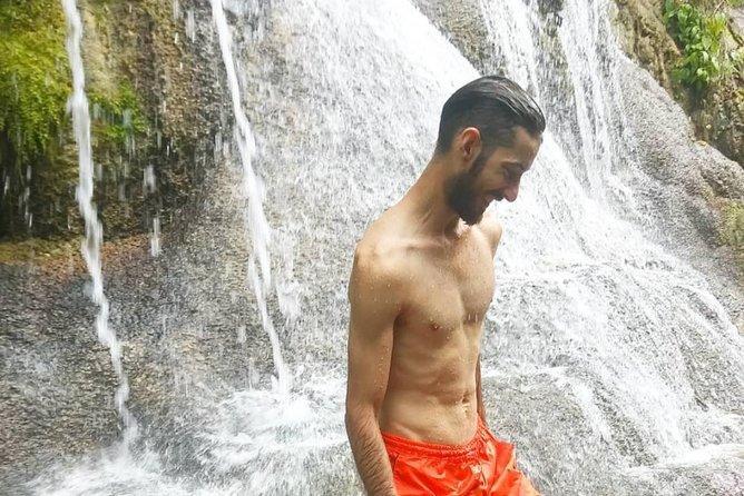 Hike to a hidden Waterfall