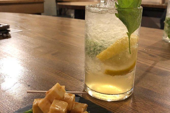 Luxury Tokyo Sake, Cocktail, Whisky and Pairing Tour
