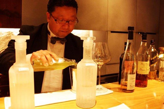 Kyoto Luxury Sake, Whisky and Cocktail Tour
