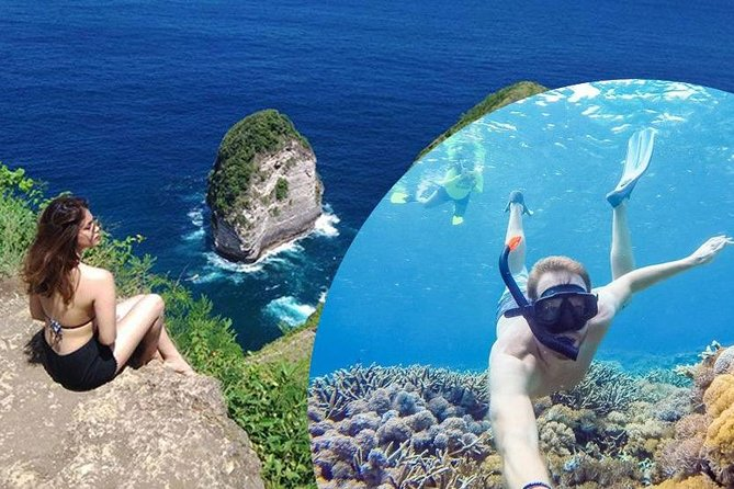 Nusa Penida One Day Trips and Snorkeling Tour