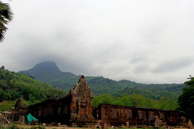 Full Day The World Heritage Site, Wat Phu, Lunch, City Tour