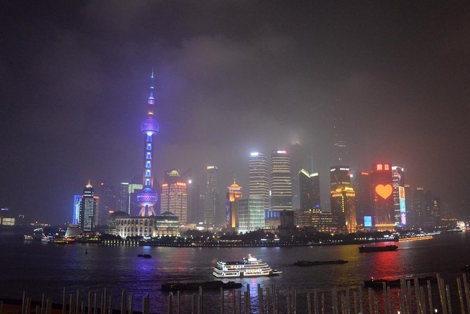 Delightful Shanghai Night Tour & Food Tour with Rooftop Bar or Rivercruise photo 9