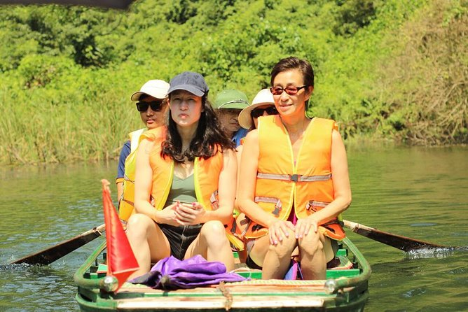 Ninh Binh - Bai Dinh - Trang An - full day trip from Hanoi with Luxury transfers