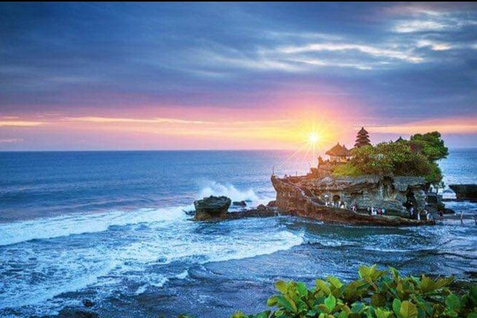 From Seminyak : Half Day West Coast & Tanah Lot - Private Tour - Free WiFi