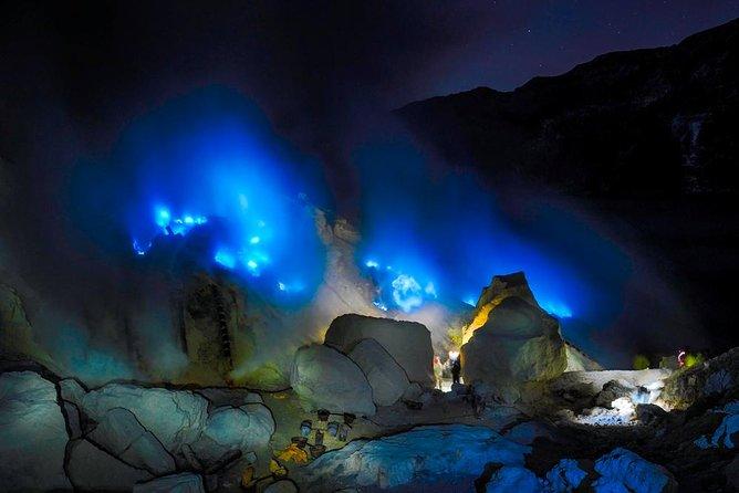 Ijen Blue Fire Trekking