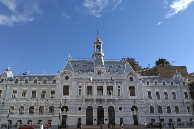 Valparaíso REAL city tour INCLUDES LUNCH AND BOAT TRIP.