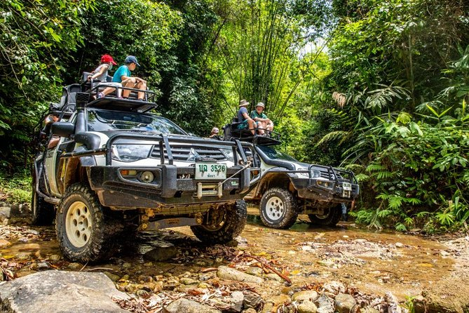Adventure Off Road Safari to Khao Lak National Park