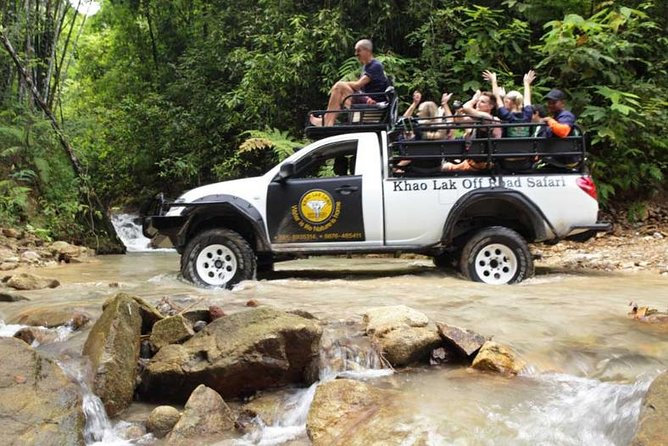 Adventure Off Road Safari to Khao Lak National Park photo 4