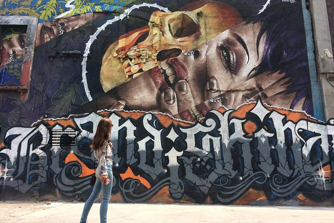 Mexico City Street Art Tour