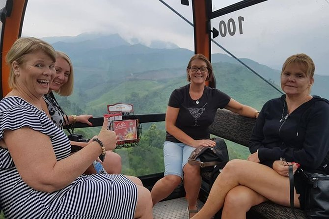 Day Tour to Golden Bridge, Ba Na Mountain via Cable Car from Hoi An or Da Nang photo 7