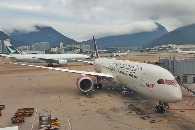Hong Kong Private Departure Transfer: Kai Tak Cruise Terminal to Airport