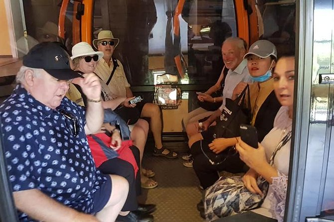 Day Tour to Golden Bridge, Ba Na Mountain via Cable Car from Hoi An or Da Nang photo 10