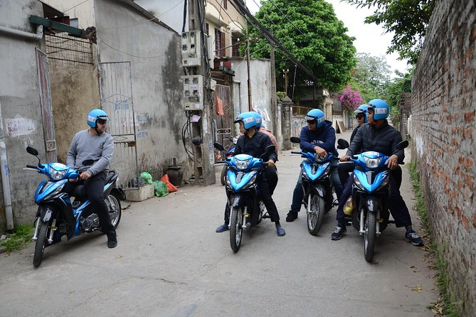 Countryside Hanoi Tour By Scooter, A Best Way To Get Out Off Busy, Bustle Anoi