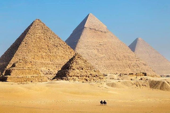 Giza Pyramids,Sphinx & Egyptian Museum