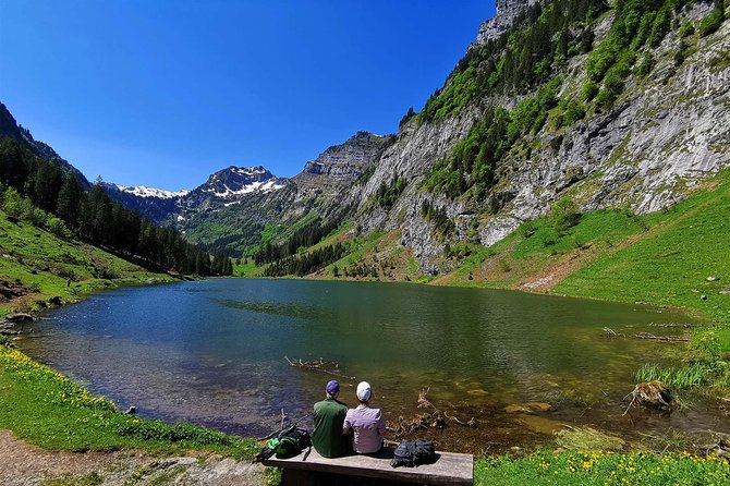Private tour to the most breathtaking insider spots in Switzerland (1 day)
