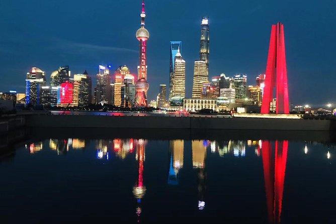 Shanghai Private Yacht Tour