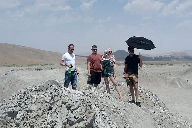 Gobustan & Mud Volcanoes half day tour