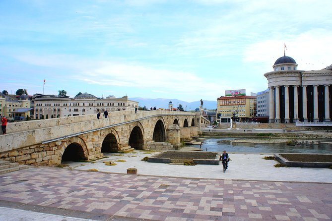 Guided tour of Skopje