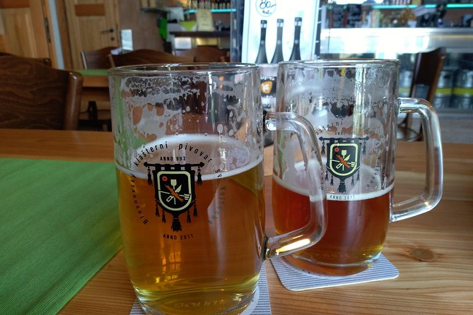 Beer tour with guided tour of Staropramen brewery museum