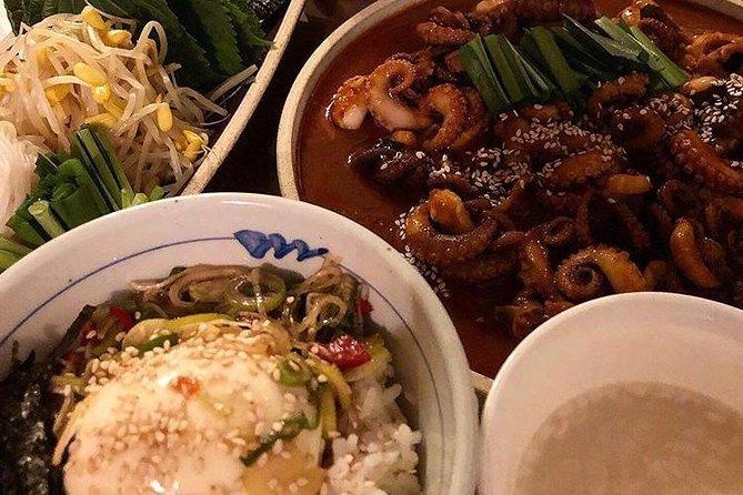 Busan Cooking Class with Makguli tasting