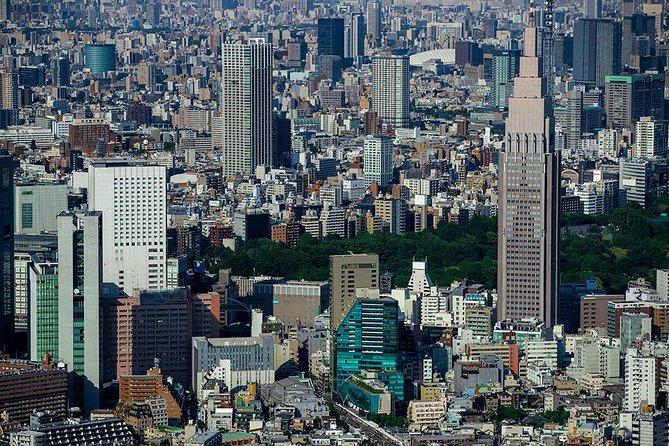 [25 Minutes] Tokyo Tour: Tokyo Skyscraper Tour