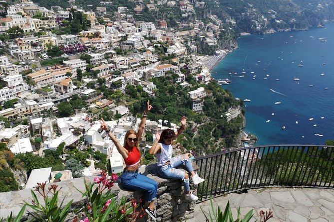 Motour Italy: Motorcycle tour on the Amalfi Coast, Naples and Campi Flegrei