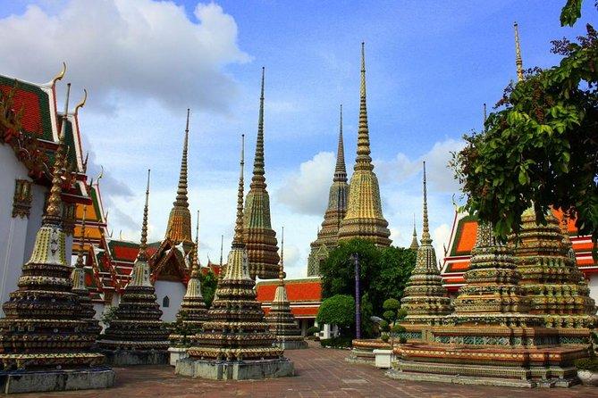 Bangkok's Inspiring Buddhist temples