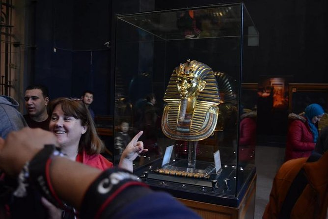 Egyptian Museum Half Day Guided Tour photo 9