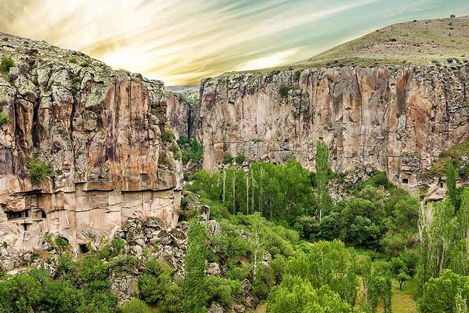 Private Cappadocia Green Tour(Ihlara Valley) inc. Lunch and Museum Tickets.