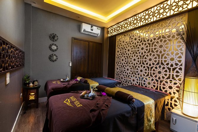 La Belle Relaxation Package for him: 210 minutes