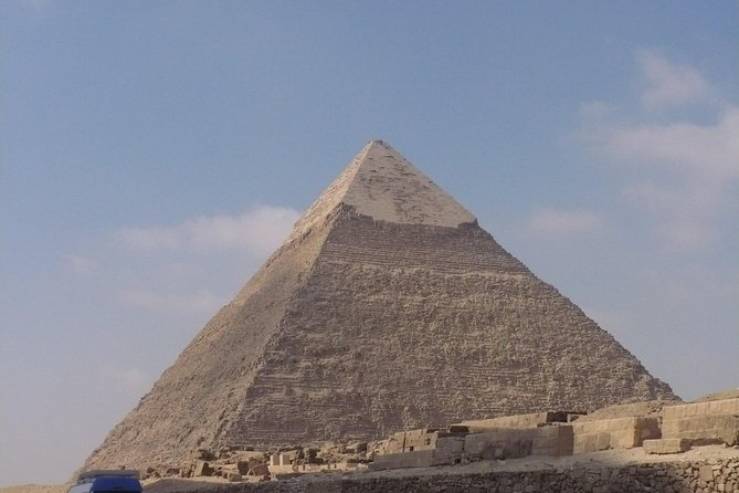 Cairo Day Tour Pyramids , The great Sphinx and Egyptian Museum
