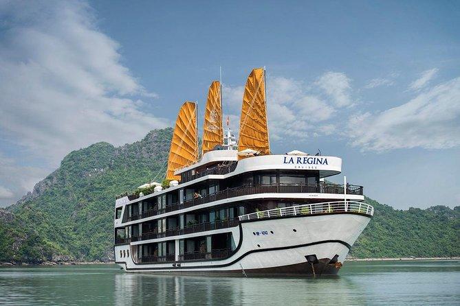 Halong Bay 3 days 2 nights on La Regina Legend Cruise 5 star