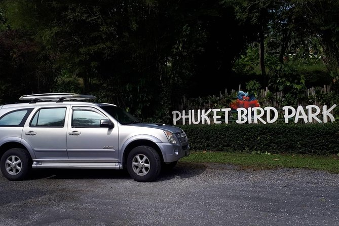 Phuket Taxi For Lady
