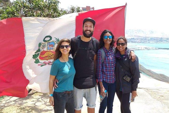 Walking Tour Barranco Small Group of 8 Participants Maximum