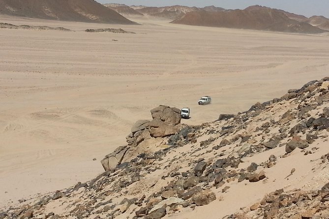 Jeep Safari 4x4 Ride In Eastern Desert