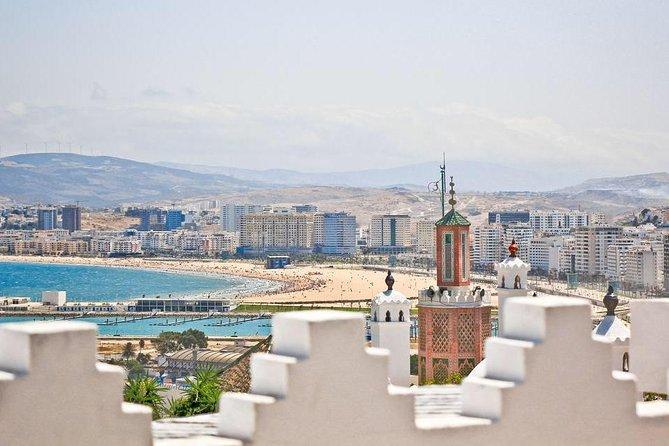 Walking Tour in Tangier Medina