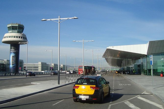Transfer from Barcelona to Reus Airport