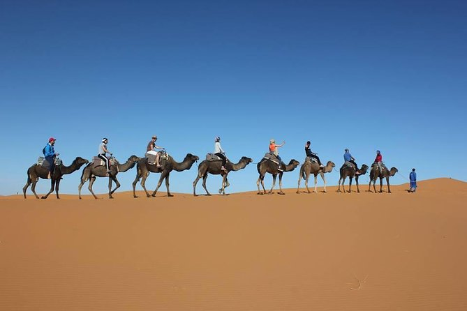 Sahara Desert from Fez to Fez 2days/1Nights