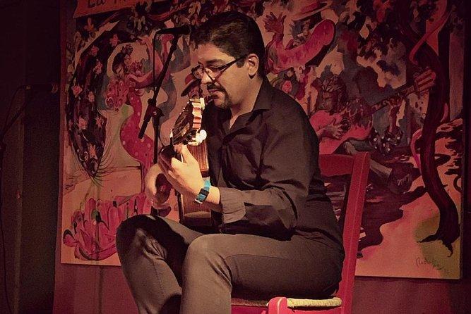 Skip the Line: Flamenco Show Ticket in Madrid at La Taberna de Mister Pinkleton