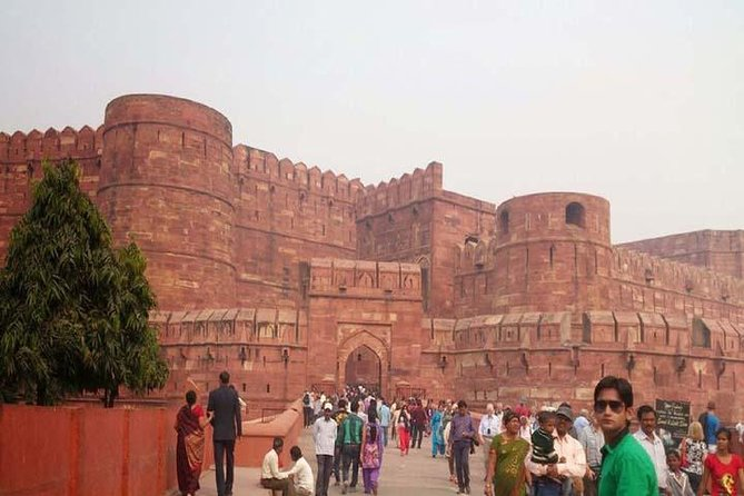 Taj Mahal and Agra Full Day Private Tour photo 4