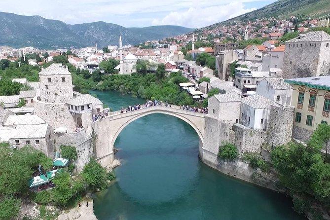 Split to Mostar private transfer