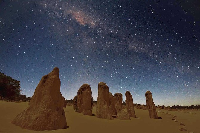 Private, Luxury Pinnacles Tour: Stargazing, Sand-boarding & Sightseeing