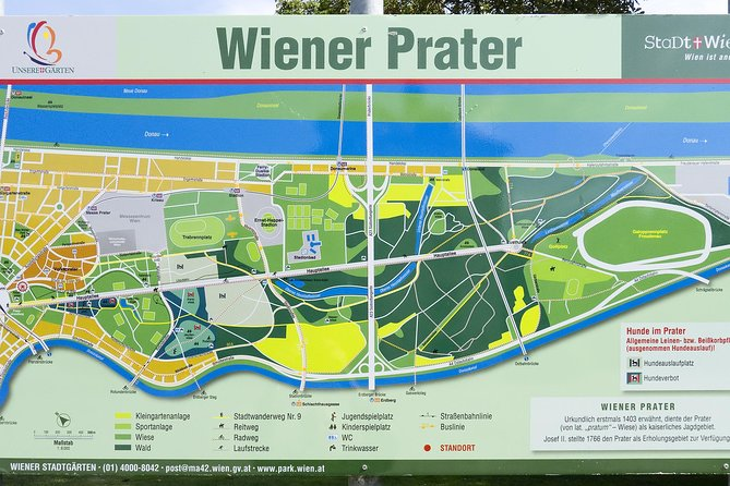 Prater-One Hour--Carriage Ride by Fiaker Wien