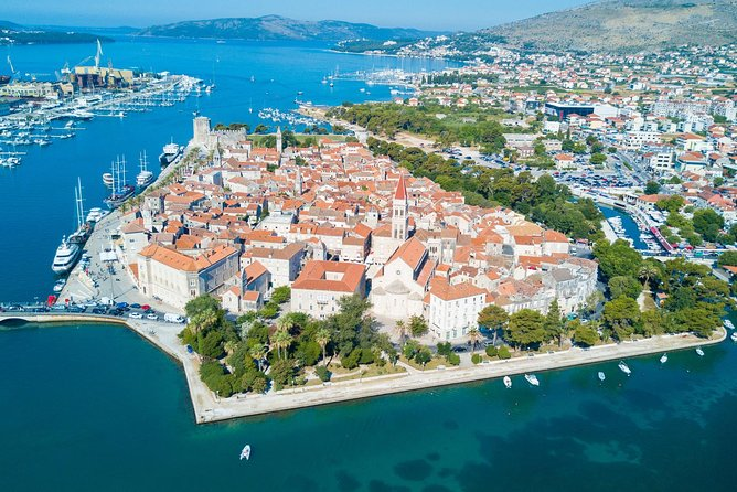 Trogir, Salona and fortress Klis tour