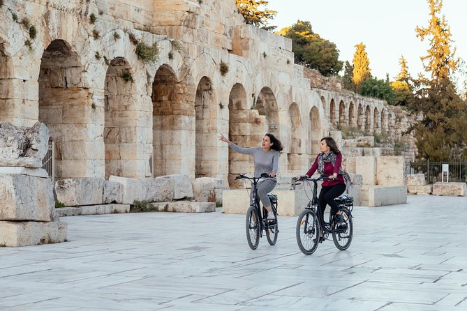 Highlights of Athens: Private eBike tour with a local