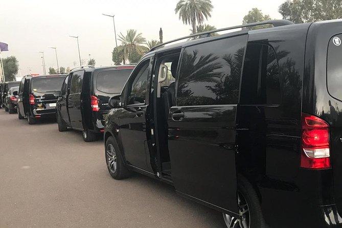 Transfer Marrakech to Casablanca Airport