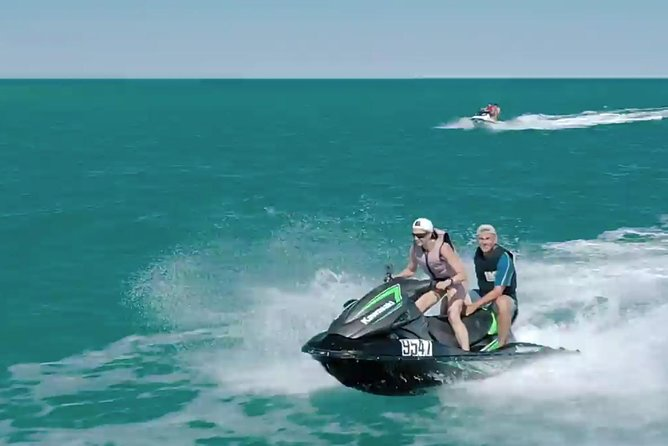 Broome Jetski tour from Cable Beach